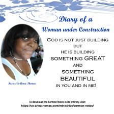 Sermon Photo - Women Under Construction 3
