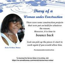 Sermon Photo - Women Under Construction 4