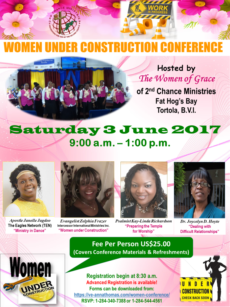 Women Conference Flyer - June 2017