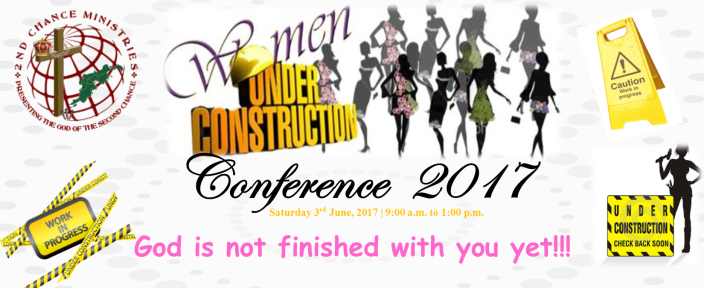 Women under Construction Conference 2017 Letterhead