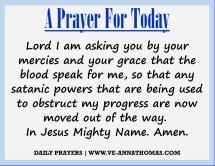 Prayer for Today - Fri 28 Aug 2020