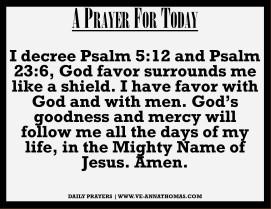 Prayer for Today - Mon 28 Sept 2020