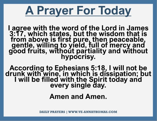 Prayer for Today - Wed 11 Nov 2020